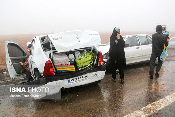 راهنمای بعد از تصادف رانندگی