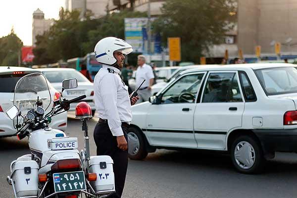 اعتراض به جریمه رانندگی