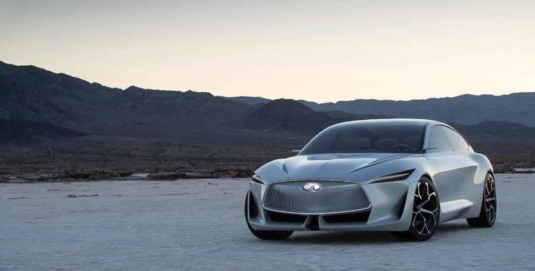 خودروی الکتریکی اینفینیتی 2021